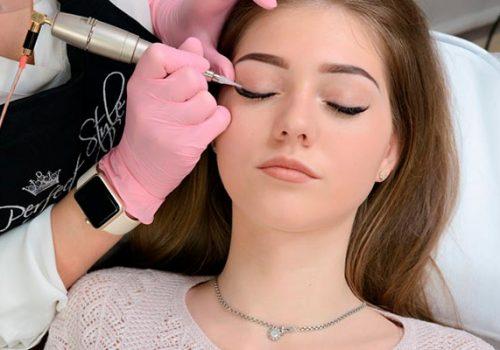 Перманентный макияж – востребованная процедура современного общества