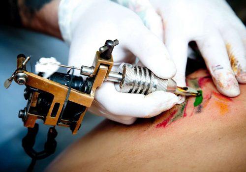 Как правильно стерилизовать татуировочную машинку